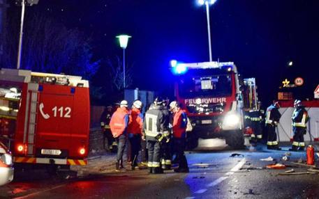 Auto centra pedoni, 6 morti in Valle Aurina © ANSA