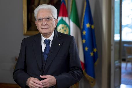 Il presidente Mattarella © ANSA
