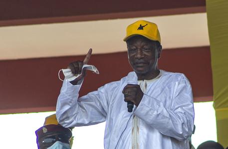 Guinea: terzo duello per la presidenza tra Condé e Diallo - Africa - ANSA