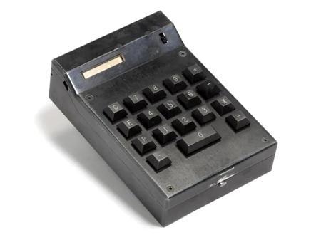 All'asta prima calcolatrice portatile, vale fino a 50mila dlr