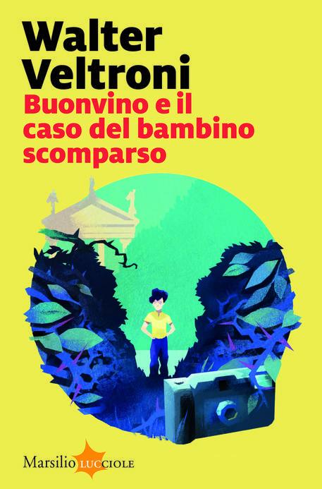WALTER VELTRONI, BUONVINO E IL CASO DEL BAMBINO SCOMPARSO © ANSA