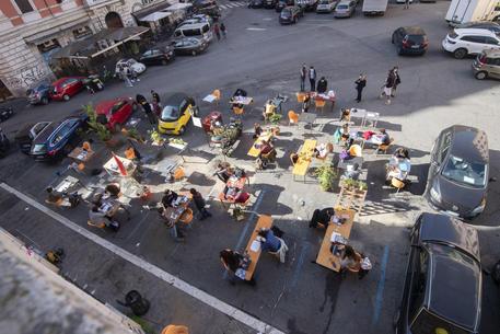 Una protesta degli studenti a Roma © ANSA