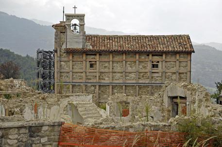 Terremoto: entro dicembre recupero danni lievi rigettati - Lazio