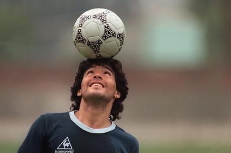 Diego Maradona © AFP