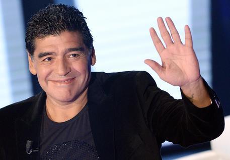 Maradona © ANSA