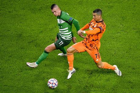 Ferencvaros-Juventus © EPA