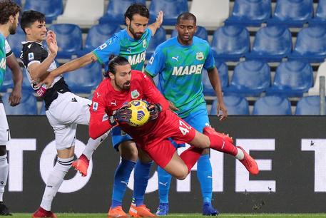 Serie A Sassuolo Udinese 0 0 Sport Ansa