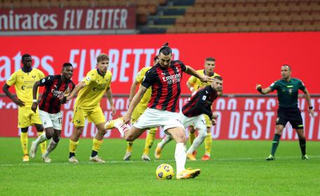 Serie A: Milan-Verona 2-2 © ANSA