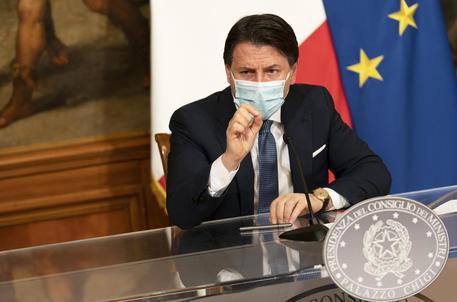 Giuseppe Conte © ANSA