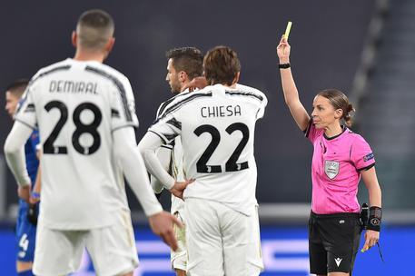 Juventus - Dinamo Kiev © ANSA