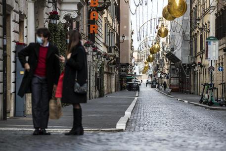 Il centro di Roma in una recente immagine © ANSA