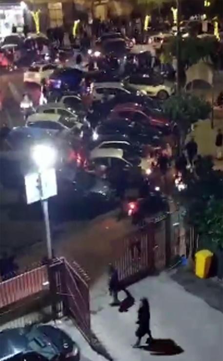 Video su social, maxi rissa a Ercolano la sera della Vigilia © ANSA