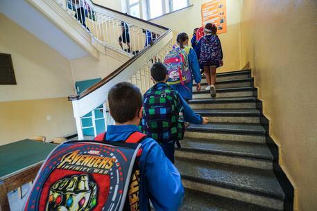 Ritorno a scuola per 8 milioni di studenti © ANSA