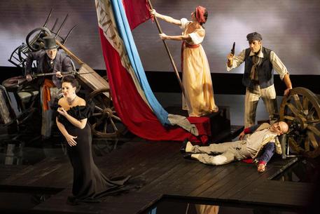 La Scala, show in tv senza pubblico © ANSA