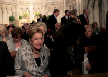 Mary Higgins Clark © EPA