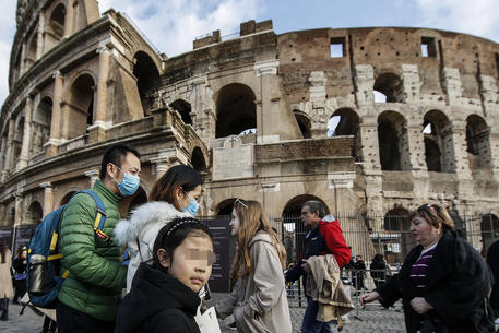 Coronavirus: 4.5 bn in tourist spending at risk in Italy - English - ANSA.it
