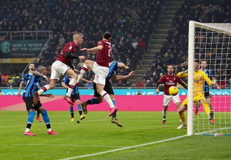 Inter-Milan, 9 Feb 2020 © ANSA