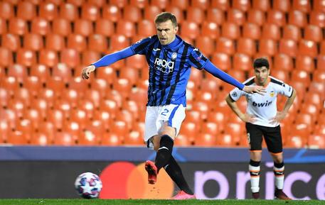 Soccer: Atalanta storm into Champions League quarterfinals - English -  ANSA.it