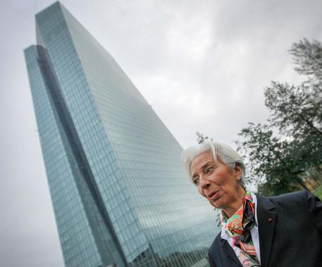 Christine Lagarde © AFP