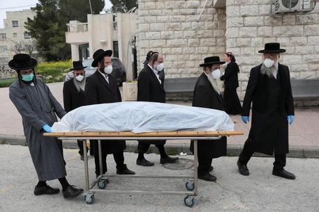 Coronavirus: 3.865 casi in Israele - Ultima Ora - ANSA