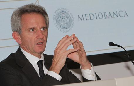 Mediobanca: Nagel, integrazione con Unicredit ha poco senso thumbnail
