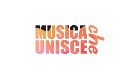 Il logo della manifestazione Musica che unisce © ANSA