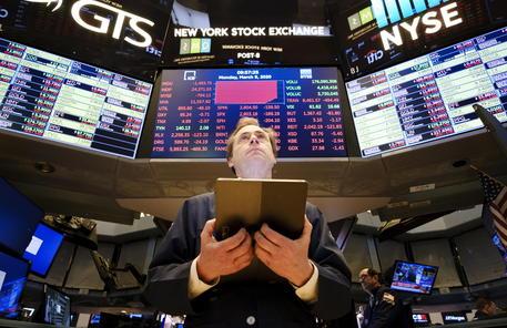 New York Stock Exchange © EPA
