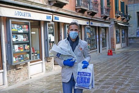 Riapre Libreria Toletta a Venezia © ANSA