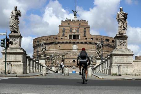 Roma, Castel Sant'Angelo © ANSA