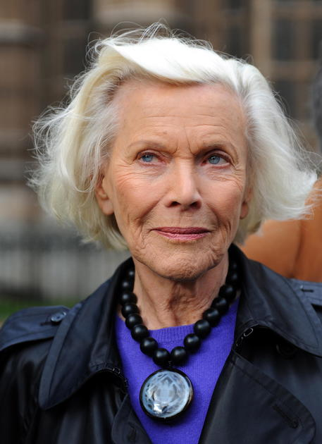 Cinema: addio a Honor Blackman, Pussy Galore in Goldfinger ©