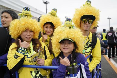 Coronavirus: MotoGp, cancellato anche il Gran Premio del Giappone 010e4dec632fdd5f3f91fed92af22bf9
