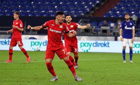 Bundesliga: Leverkusen, un pari dal sapore di Champions - Calcio ...