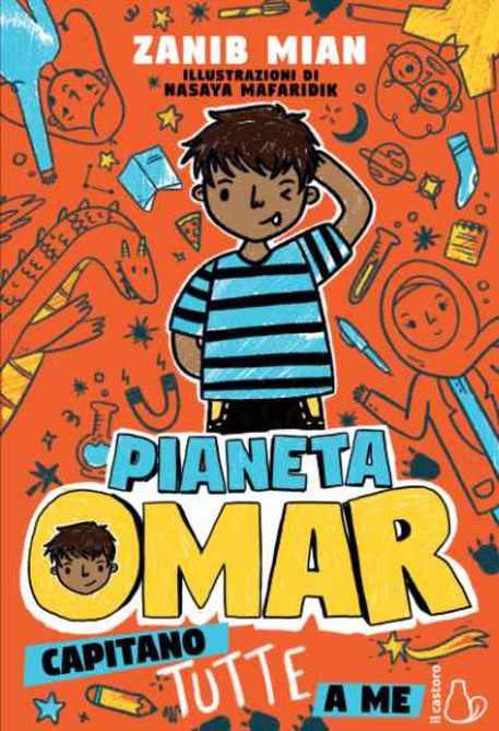 Pianeta Omar © ANSA