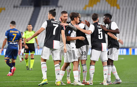 Juventus-Lecce 4-0: le pagelle. Segna tutto l'attacco, la Juve allunga