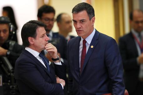 Conte-Sanchez, coordinare confini aperti - Politica - ANSA