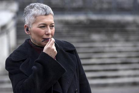 L'ex presidente della Camera Irene Pivetti ©