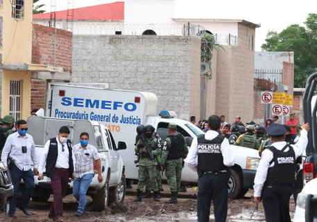 At least 24 killed in attack at drug rehab center in Mexico © EPA