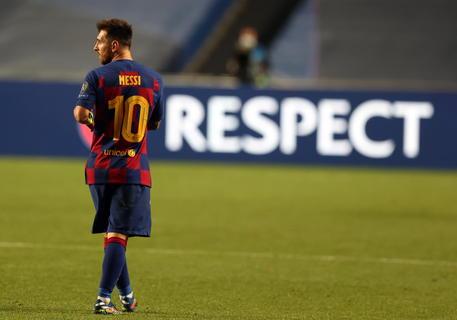 Lionel Messi © EPA