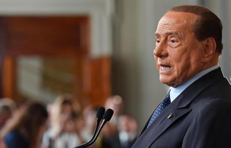 Silvio Berlusconi © ANSA
