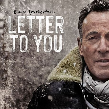 Letter to you di Bruce Springsteen © ANSA