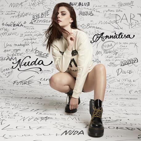 ANNALISA: ESCE IL 18 SETTEMBRE IL NUOVO ALBUM 'NUDA' © ANSA