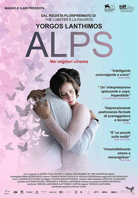 La locandina del film Alps © ANSA
