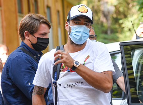 Soccer: Suarez in Perugia for Italian exam - English - ANSA.it