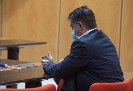 Processo Vannini, l'imputato Antonio Ciontoli © ANSA