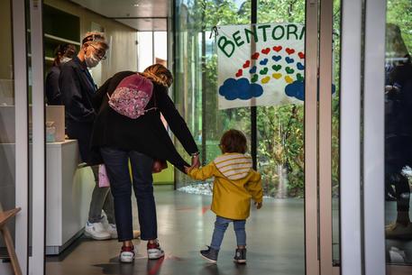 Draghi, Italia senza figli è destinata a scomparire thumbnail
