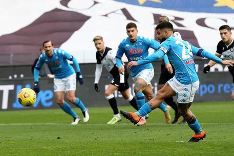 Udinese-Napoli © ANSA