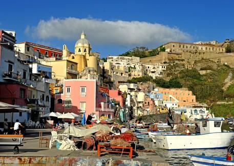 Capitale Cultura: Procida si presenta con 44 progetti - Campania - ANSA.it