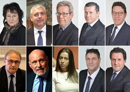 Governo: Europeisti con 10 senatori, Fantetti presidente © ANSA