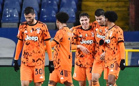 Serie A: Sampdoria-Juventus 0-2 - Ultima Ora - ANSA