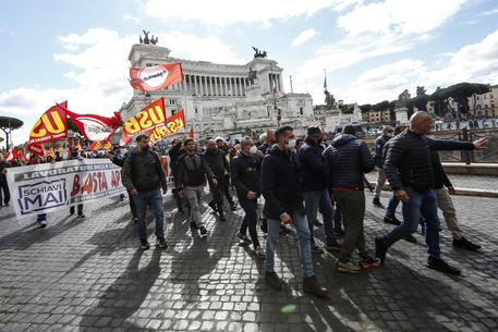 Trasporti: sciopero; corteo a Roma, centro blindato - Lazio